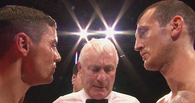 The Commonwealth Title on the Line