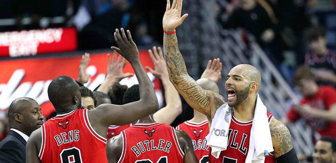 The Chicago Bull's New Found Confidence