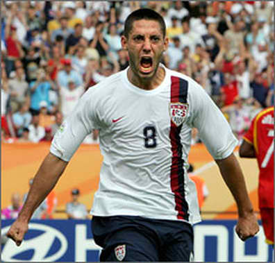 Clint Dempsey's Leadership