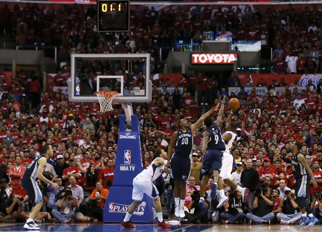 NBA Playoffs Action – Game 2s: April 22, 2013