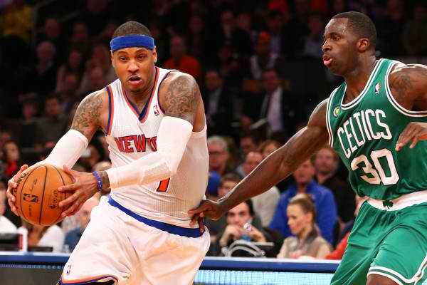 Game 1: Celtics at Knicks