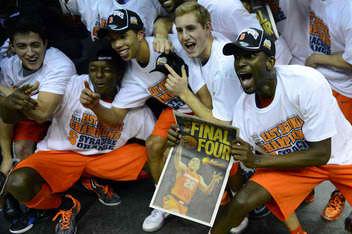 NCAA Tourney – Elite Eight