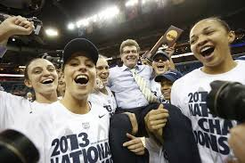 UConn Crowded National Champions