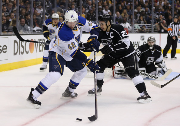 Los Angeles Kings Look Strong Early In Stanley Cup Defense