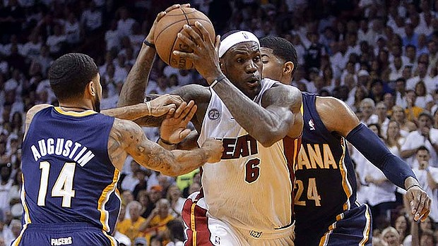 LeBron James and Miami Heat Need To Close Out Series On Saturday