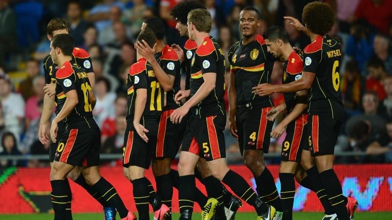 U.S. National Soccer Team v. Belgium