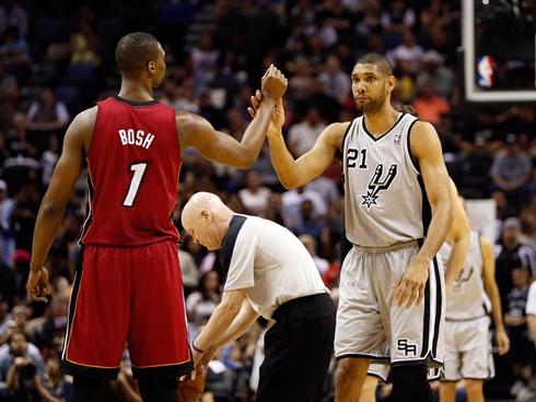 Five Keys in Miami Heat vs San Antonio Spurs NBA Finals Series