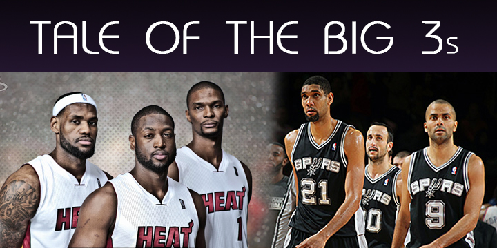 Tale of the Big 3s
