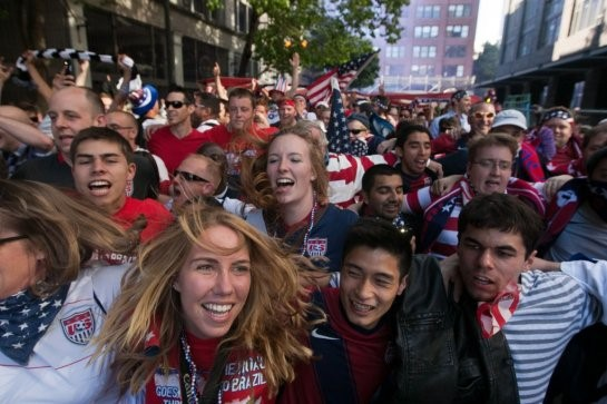 U.S.A. Soccer: 'We Are Going To Brazil'