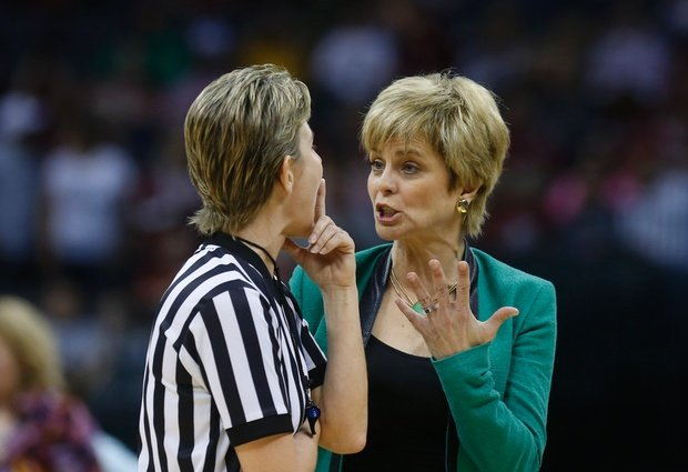 Baylor's Kim Mulkey Suspended by the NCAA