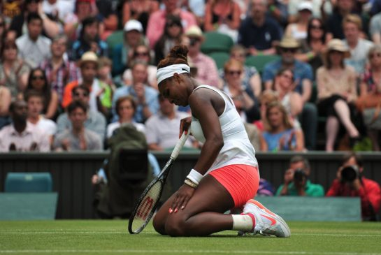 Serena's Win Streak Comes to an End