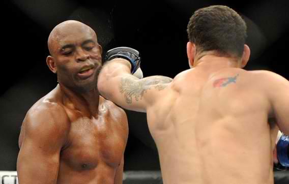 UFC 162: Silva vs Weidman