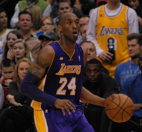 Kobe Bryant – The Los Angeles Lakers Pandemic