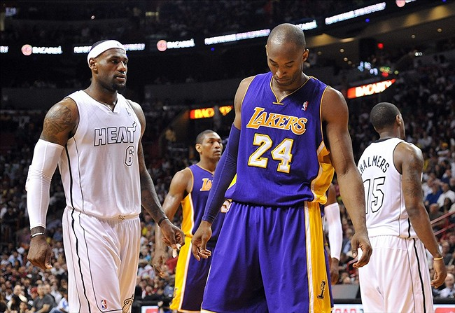 The Miami Heat & Los Angeles Lakers Are Not Rivals