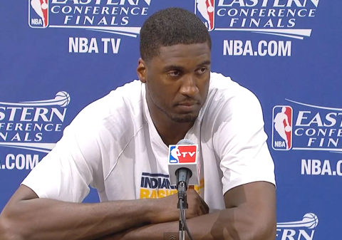 Roy Hibbert Calls Out A Lot of Players