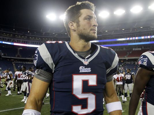 5 Reasons Why the Patriots Will Keep Tim Tebow