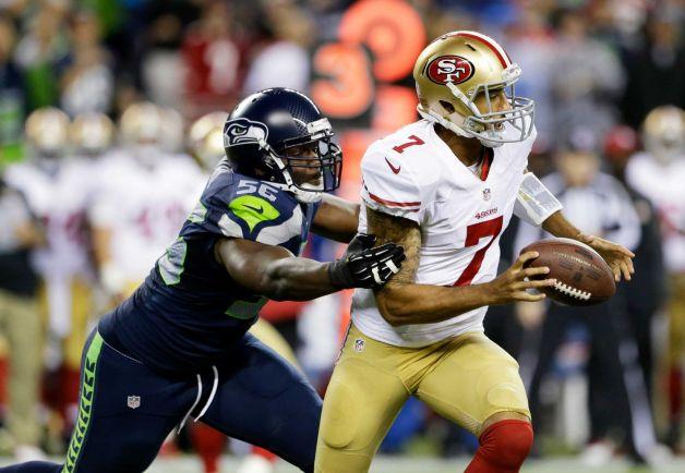 Wilson; Seahawks Beat Down 49ers