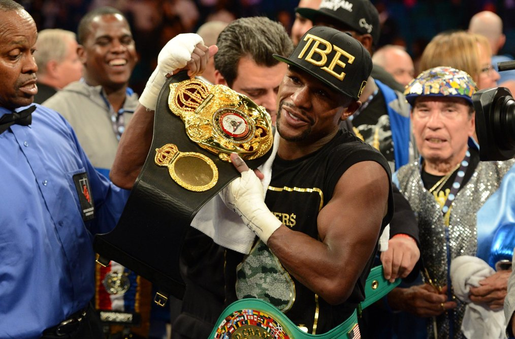 Will Floyd Mayweather Ever Lose?