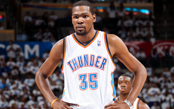 This Has to Be Kevin Durant's Year