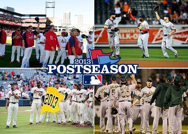 2013 MLB Postseason Preview
