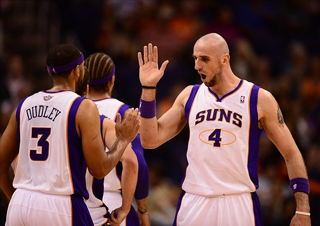 Wizards & Suns Swap Centers Okafor and Gortat