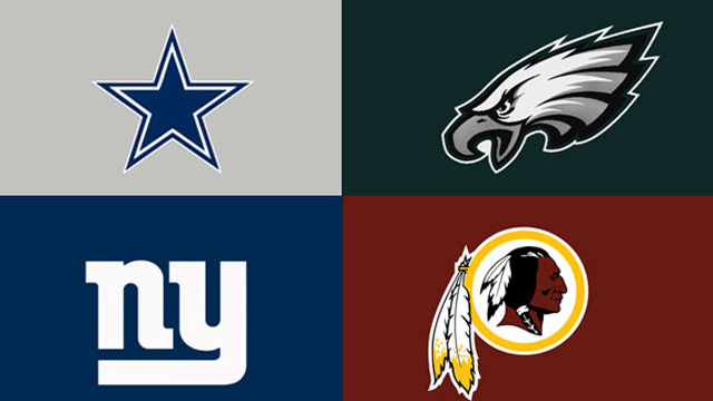 Who Will Win the NFL's NFC East Division?