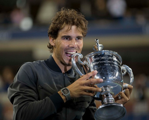 Rafael Nadal Will Hang On To The No.1 Ranking Deep Into 2014