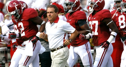 Alabama Crimson Tide Destined For Another National Title