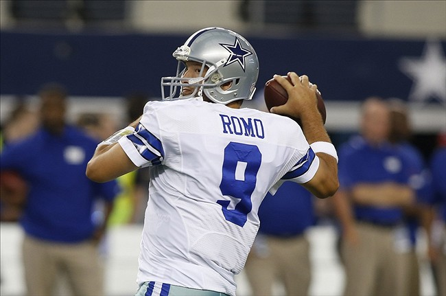 Admit It You're Going to Miss Tony Romo