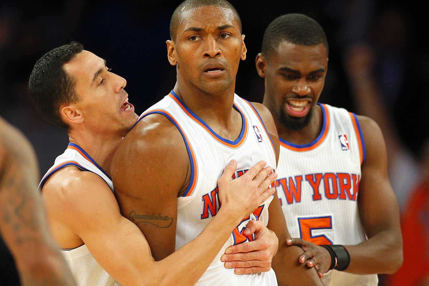 'Surging' New York Knicks Need Bench Help
