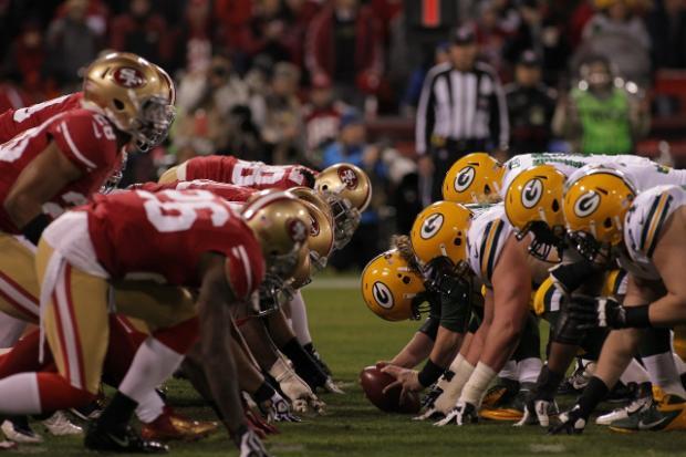 Wild Card Weekend: Packers vs 49ers
