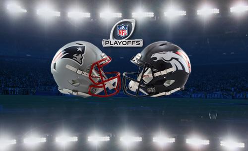 2014 AFC Championship: Broncos vs Patriots