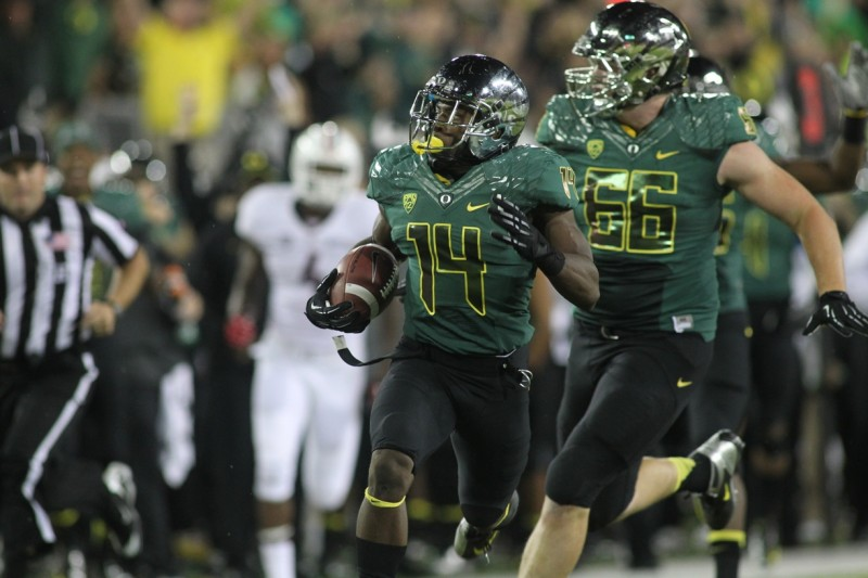 Oregon's Cornerback Ifo Ekpre-Olomu Will Return Next Season