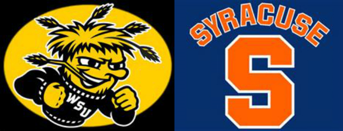 CAN SYRACUSE AND WICHITA STATE CONTINUE TO DOMINATE COLLEGE BASKETBALL????
