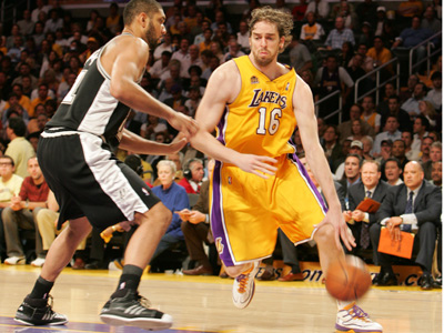 Should the Lakers Trade Gasol?