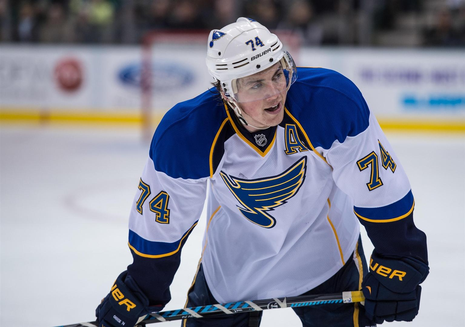 TJ Oshie is Considered a Hero by Everyone Else Except Himself
