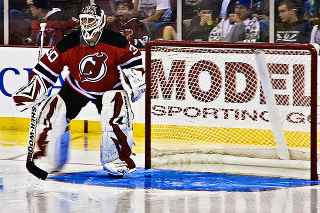 Brodeur Beats Red Wings In What Could Be His Devils Farewell