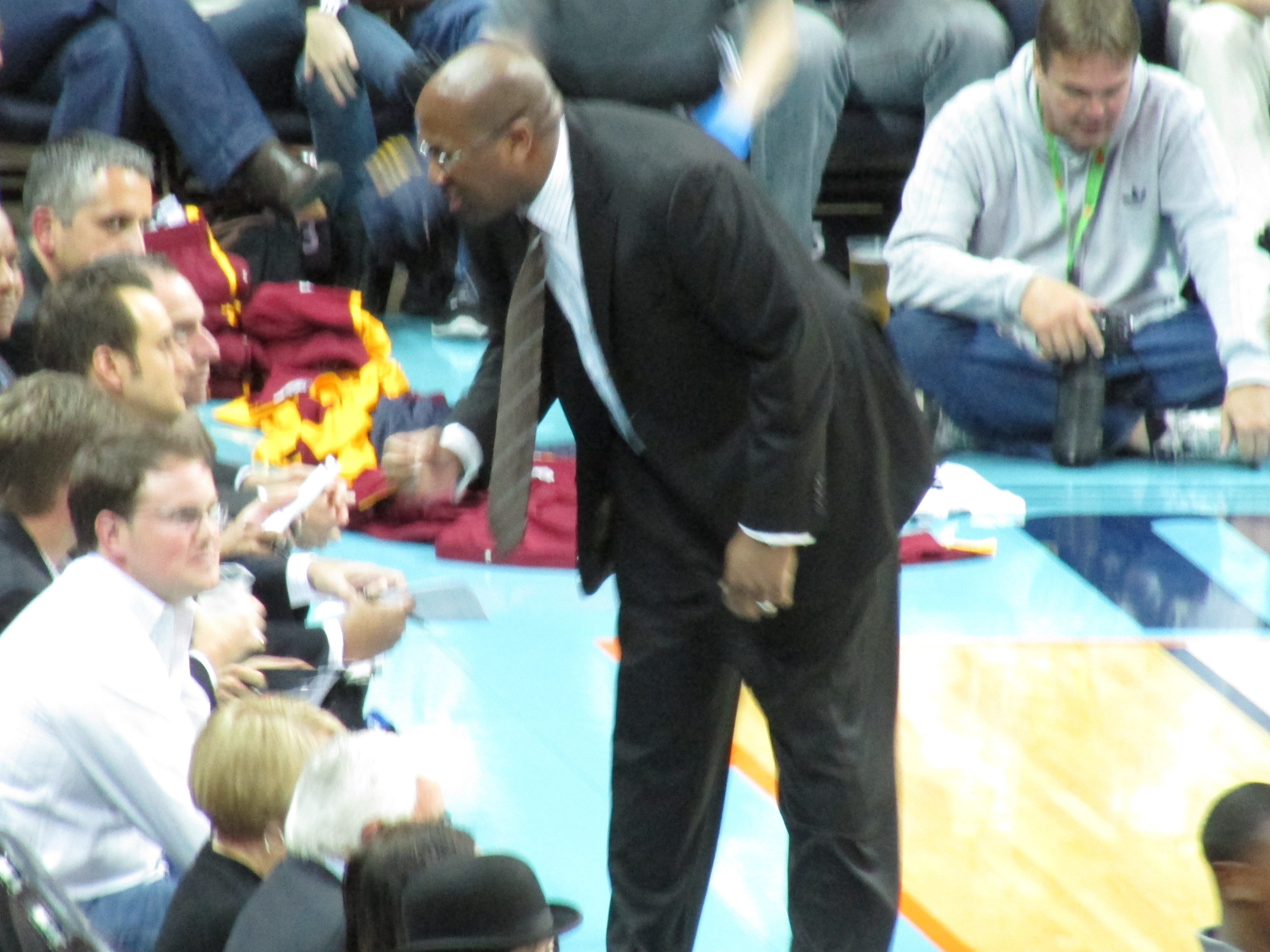 Cleveland Cavaliers Fire Mike Brown