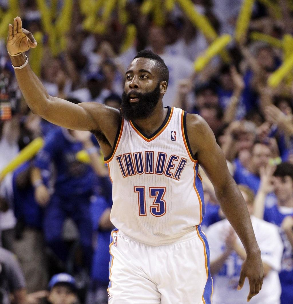 DOES OKC REGRET THE LOST OF JAMES HARDEN?