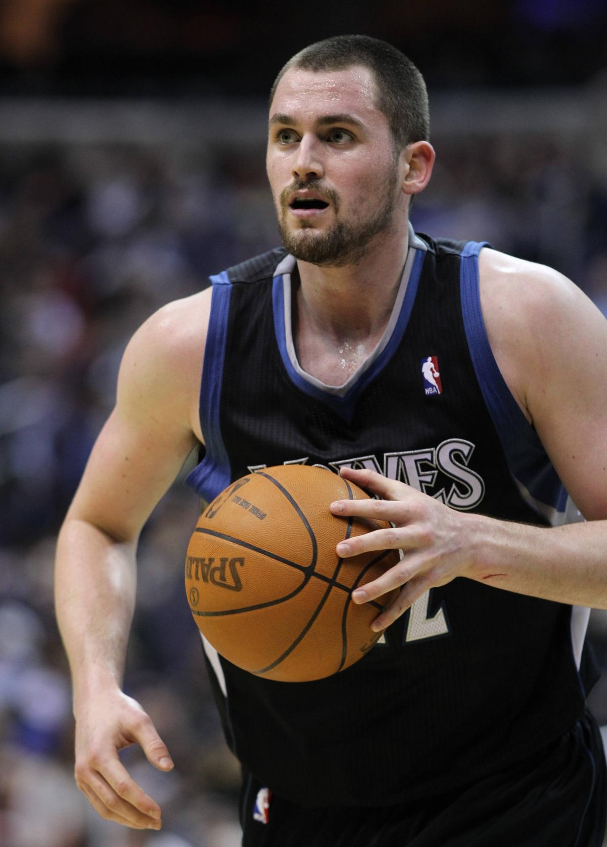 Moving Kevin Love Will Be Best for the T-Wolves