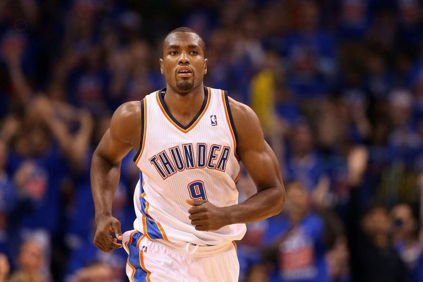 Can The Thunder Survive Without Ibaka?